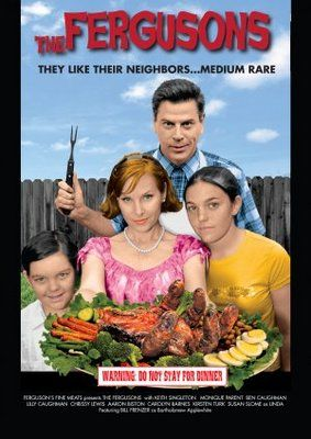 """DRIVE-IN FRIDAY NIGHT! """"The Fergusons"""" (2011)  """"The Fergusons"""" (2011) 80 min - Comedy - RATED R.............. Happy family in the suburbs have unusual zest for life. Their secret? They're cannibals. Stars: Keith Singleton, Monique Parent, Ben Caughman"""