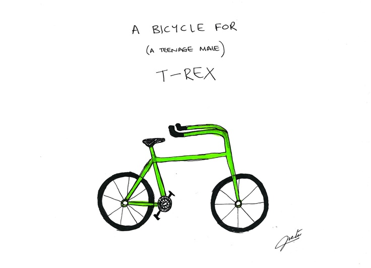 bicycle #4