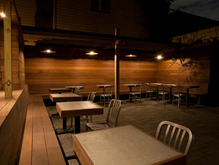 Best New York Bars And Restaurants With A Garden