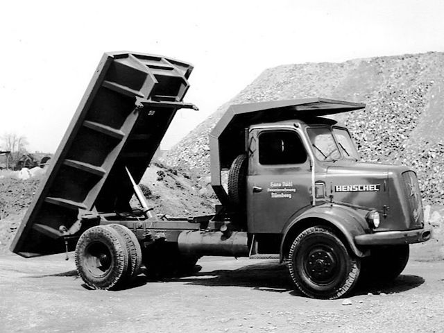 Henschel HS 3 180TAK '1956–61