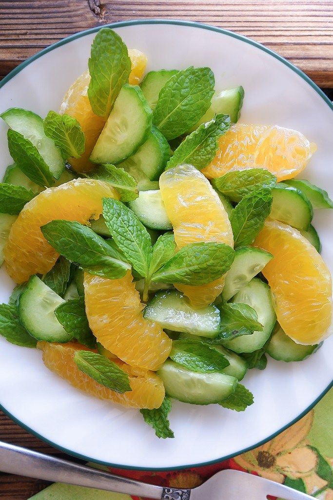 """If I could paraphrase a well-known proverb, I would say """"one cucumber a day keeps the doctor away"""". Cucumbers are almost entirely water, they help to eliminate toxins and keep your b…"""