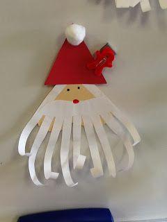 Cute Santa and a Sad Elf! - Mrs. Paytons Precious Kindergarteners
