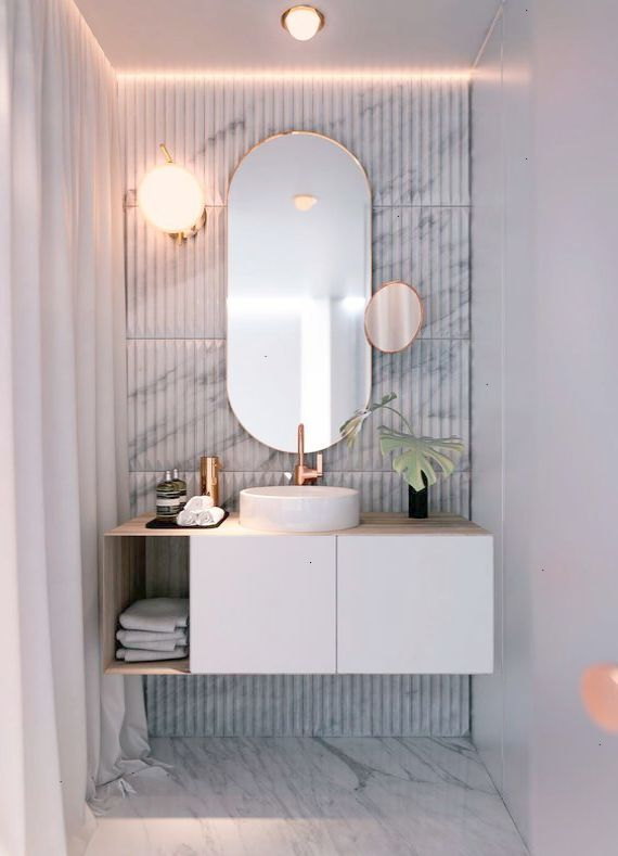 Luxury Hotel Style Bathroom Design Idea 8 Small Bathroom Furniture Bathroom Interior Bathroom Interior Design