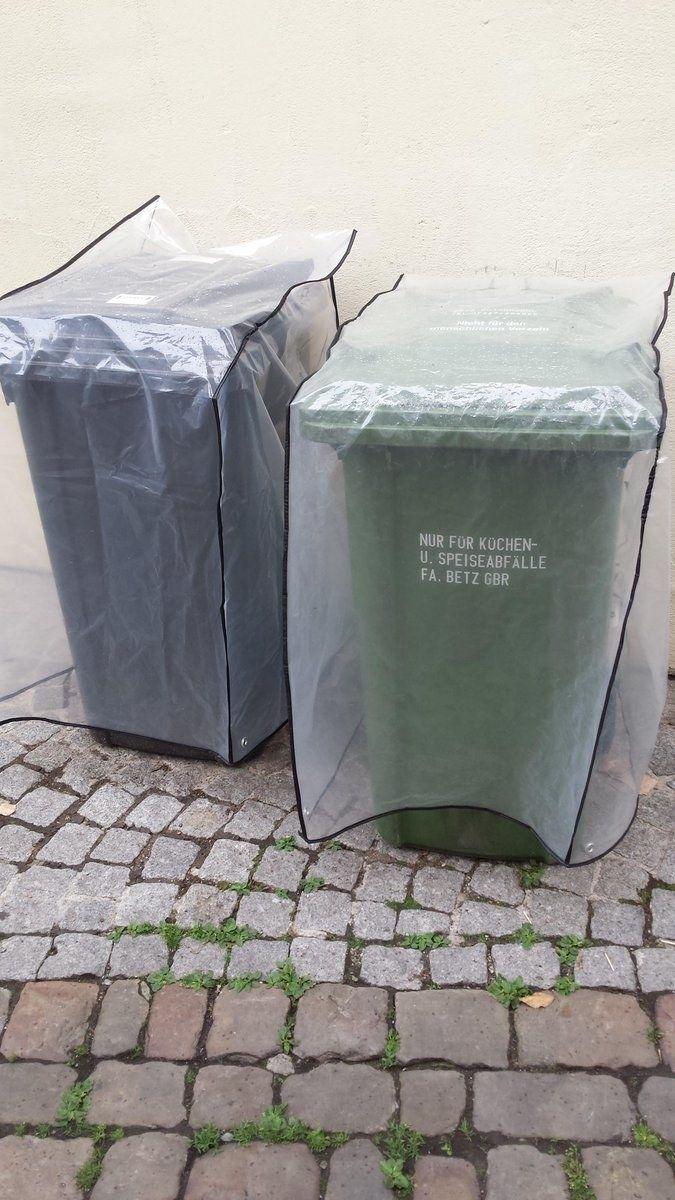 Deutschland hat selbst zu seinem Abfall eine besondere Beziehung. – Manja Horvath
