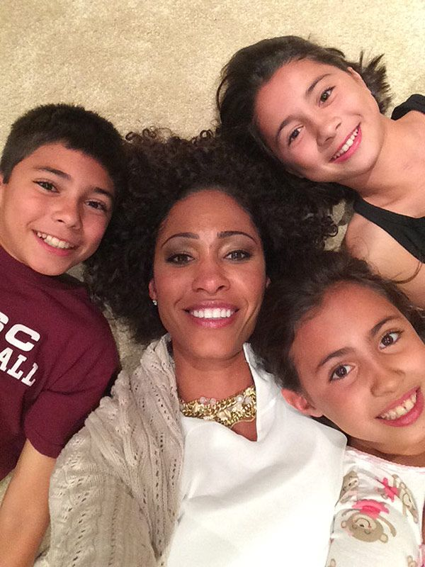 Sage Steele's Blog: No, I'm Not the Nanny http://celebritybabies.people.com/2015/05/08/sage-steele-blog-race-not-family-nanny/