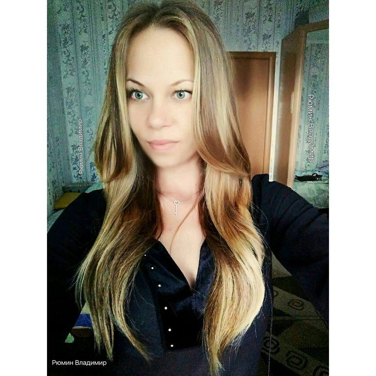#шатуш #мелирование #окрашивание #блонд #волосы
