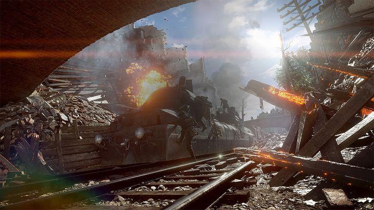 Nvidia's GeForce 376.48 hotfix drivers improve stability in Battlefield 1 | PC Gamer