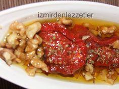 Zeytinyağlı Kahvaltılık Kuru Domates - izmirdenlezzetler