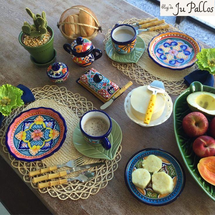Cerâmicas mexicanas