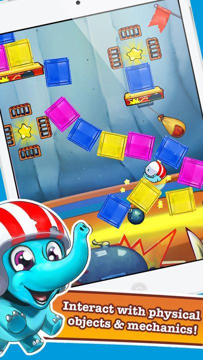 Jumpy Jumbo - Лучшие приложения магазина iOS Store | App Annie