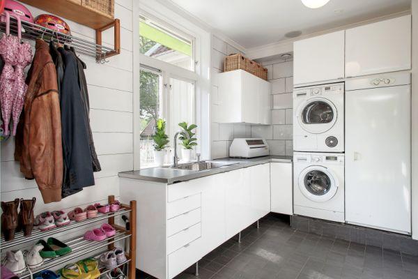 Laundry room swedish