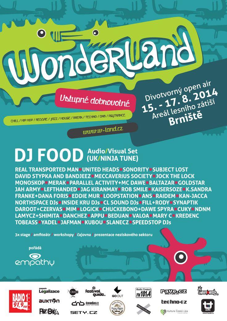 Real Transported Man on Wonderland festival