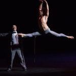 O ζωντανός θρύλος Μιχαήλ Λαβρόφσκι και ο κορυφαίος χορευτής του κόσμου Ιβάν Βασίλιεφ