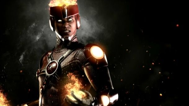 WWE wrestler and video game connoisseur Xavier Woods has revealed that Firestorm is the next character joining the Injustice 2 roster. The exclusive reveal was part of a tour for Woods' YouTube channel, UpUpDownDown. During the tour, Woods chats with studio head Ed Boon about Mortal...
