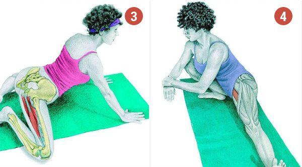 14 gyakorlat a test összes izmának a nyújtására - Ketkes.com