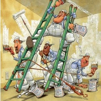 Ladder and Scaffolding Safety When Painting