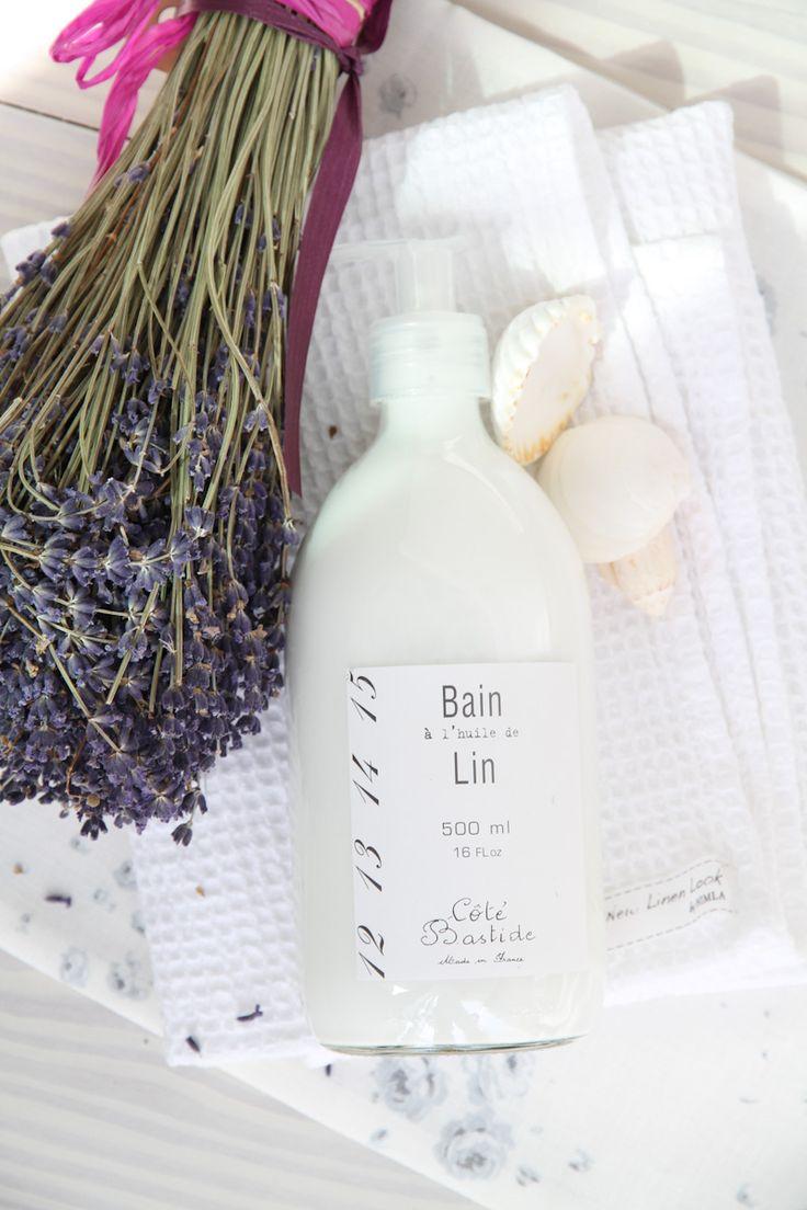 Côté Bastide   Bath & Shower gel Linseed Oil   Fransk lantlig inredning   Matilde & Co   Handla online