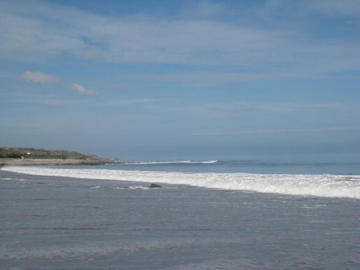Otra vista de la playa de Punta Sal