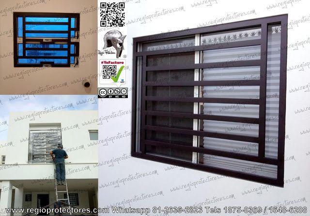 23++ Rejas para ventanas modernas 2020 inspirations