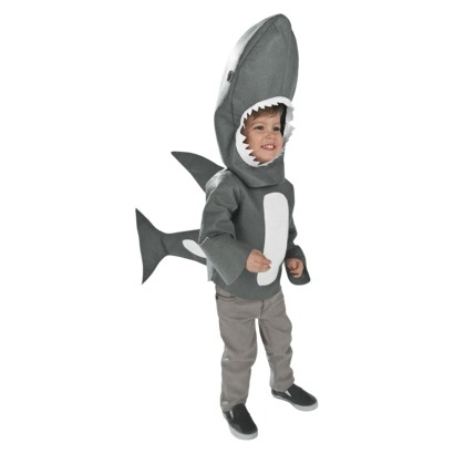 Infant/Toddler Shark Costume.Opens in a new window
