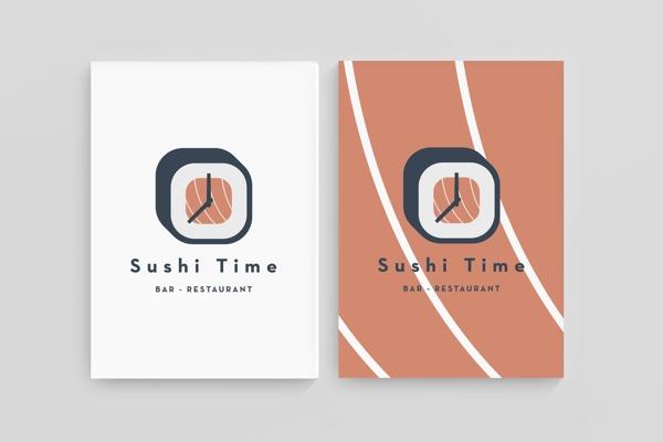 Sushi Time (Branding) by Stumedia Amsterdam , via Behance