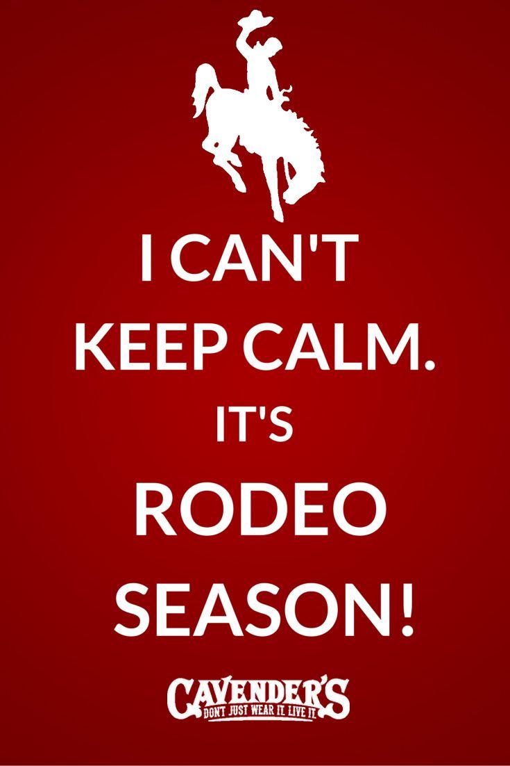 Temporada de rodeo