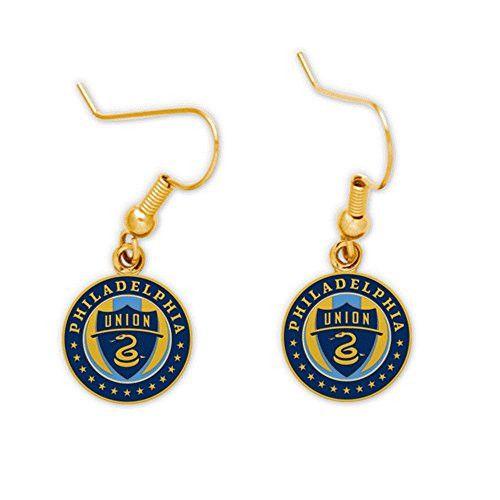 Philadelphia Union Earrings w/card