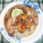 Slow Cooker Latin Chicken | Recipe