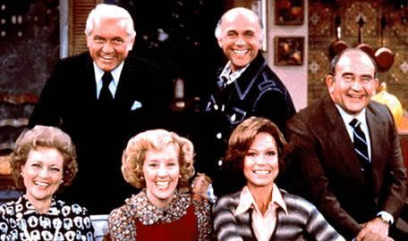 The Mary Tyler Moore Show remains, in my opinion, the greatest situation comedy ever on television. If you don't believe me, they rerun it every night on Me TV. The story lines are as relevant now as they were in the 70's. Even the supporting characters on the show, played by Ted Knight, Betty White, Chloris Leachman, and Georgia Engel are so iconic that you'll see shows trying to recreate them. The chemistry of the cast was unsurpassed, even to this day.