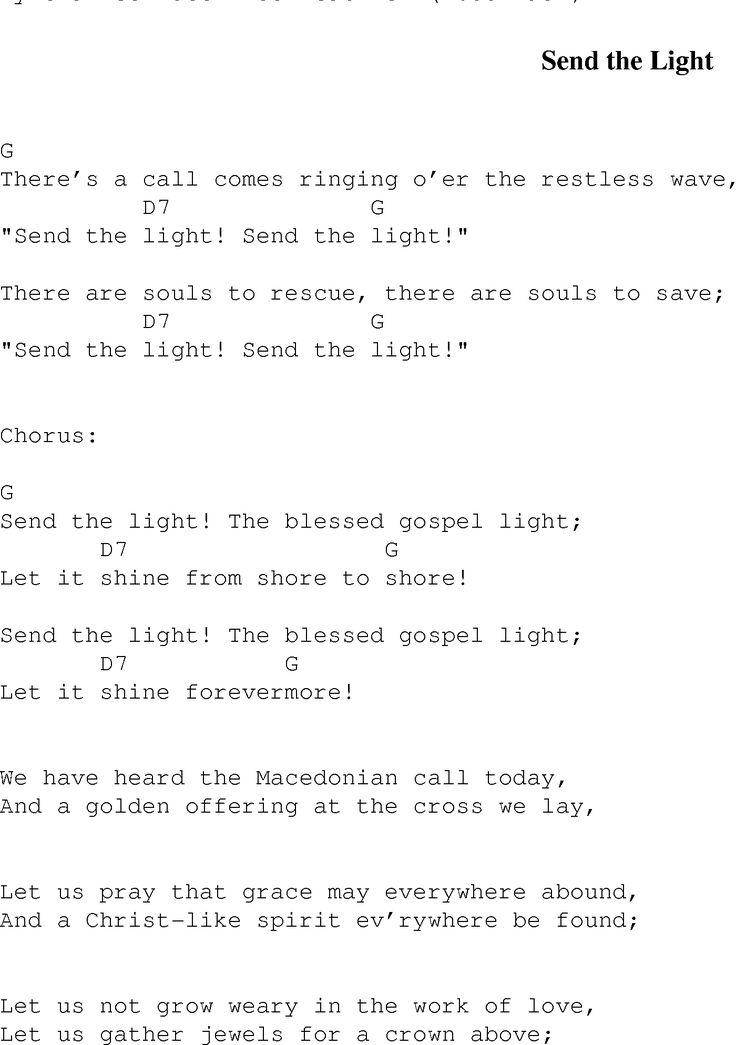Best 25 Gospel Song Lyrics Ideas On Pinterest Maroon 5 Maps Chords ...