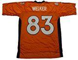 Wes Welker Denver Broncos Authentic Jerseys