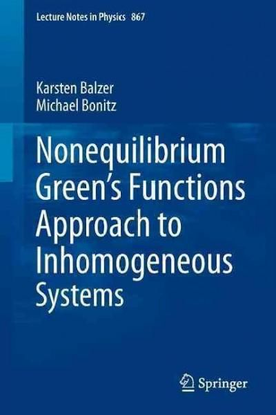 Nonequilibrium Green's Functions Approach to Inhomogeneous Systems