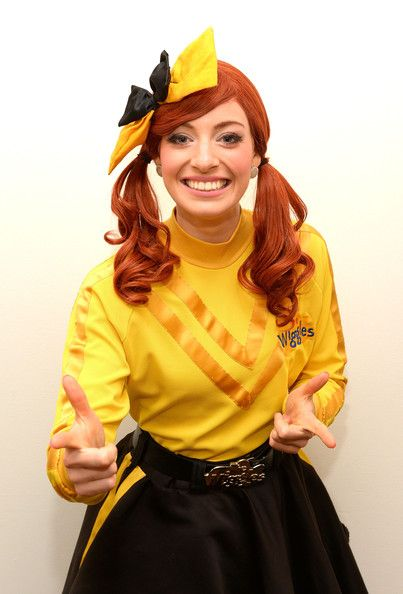 actress emma watkins attends the wiggles portrait session held at the thousand oaks civic - Halloween Costumes Thousand Oaks