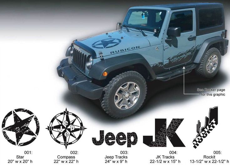 Mejores Imágenes De Jeep Decals En Pinterest Wrangler Rubicon - Jeep hood decalsall that wander are not lost compass jeep hood decal sticker