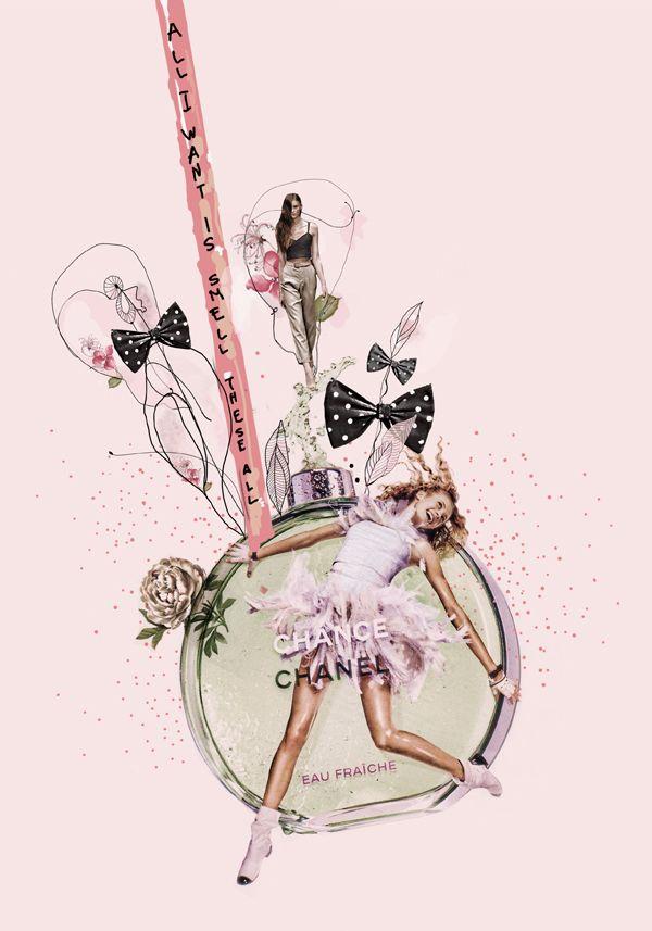 Chanel Chance ~ I'm a Chance girl
