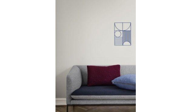 Kussen Ferm Living : De quilt kussens ontworpen voor het hippe deense bedrijf ferm