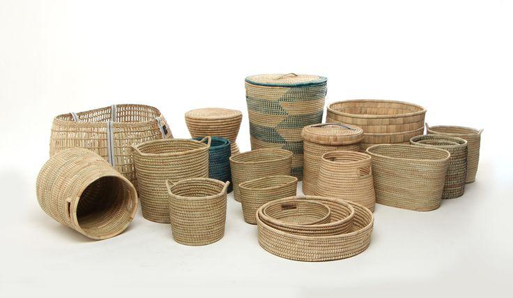 Baskets | ASHANTI