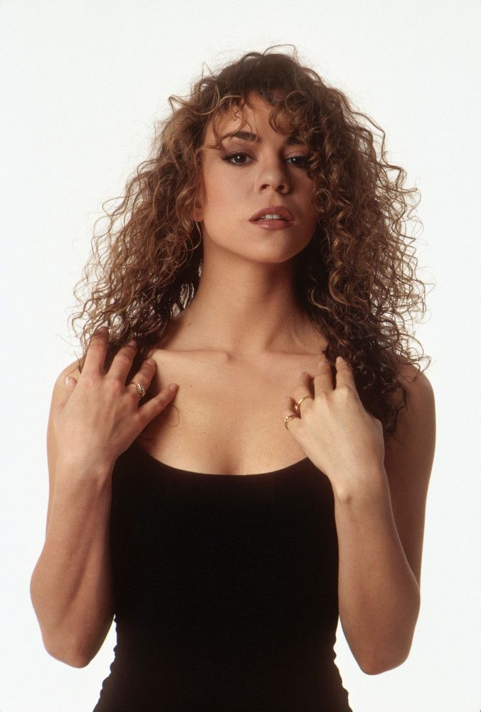 Portrait Mariah Carey