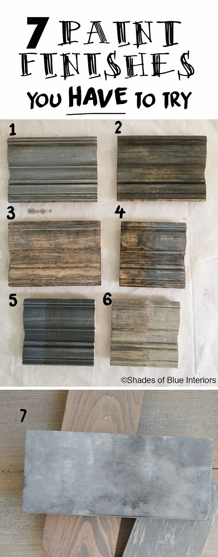 How to create 7 unique paint finishes that will transform any piece of furniture. A recap of teaching at Haven Conference, a DIY & Home Decor Blogger Conf.