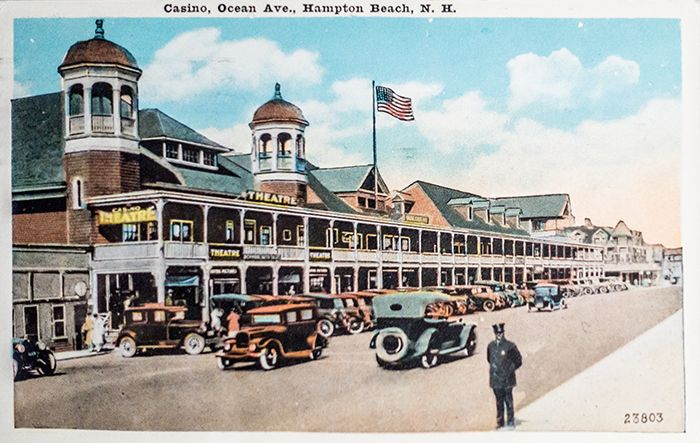 Discover the Rich Music History of the Hampton Beach Casino Ballroom - New Hampshire Magazine - July 2015