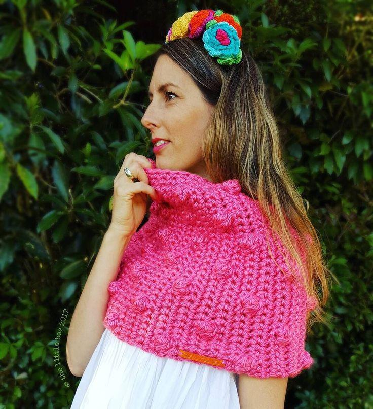 Bobblicious Caplet Crochet