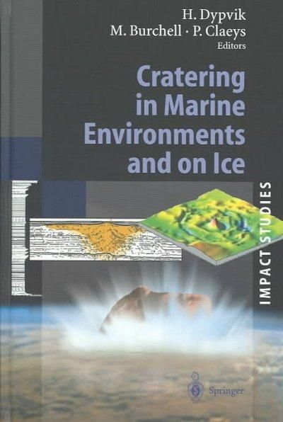 Cratering in Marine Environments and on