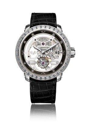 Pawnbank: Countdown to the ONLY WATCH Auction, 28th September, 2013. Post #14: DeWitt- Twenty-8-Eight High Jewellery Skeleton Tourbillon