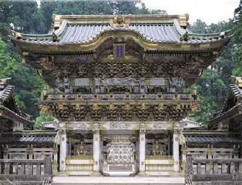 Shrines and Temples of Nikko, Japan