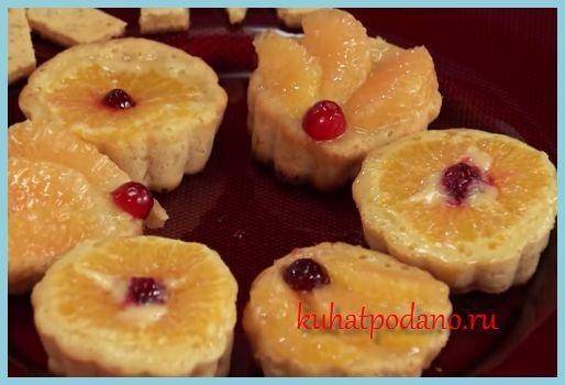 Кексы с мандаринами и имбирём для детей - приготовьте полезную для ребёнка выпечку насыщенную витаминами, антиоксидантами и прекрасным настроением, порадуйте своё чадо полезной вкусняшкой...