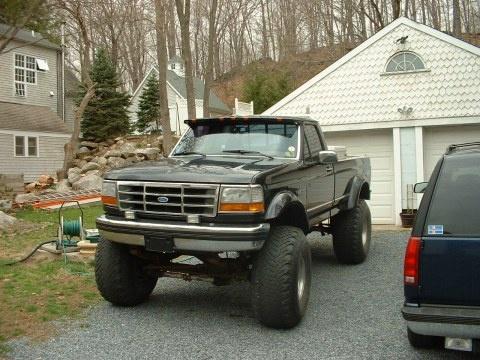 1993 Ford F250 XLT 5.8L 5spd 4x4 | cars / trucks | Pinterest