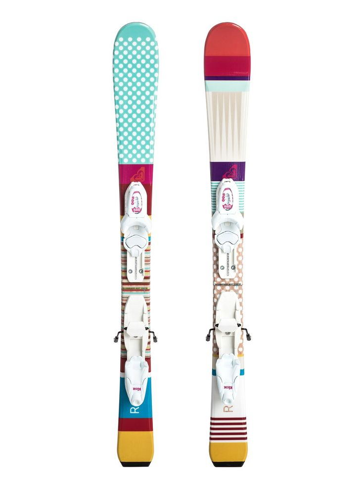 roxy, Roxy Bonbon Mini - Skis, Blazing Yellow (yhj0)