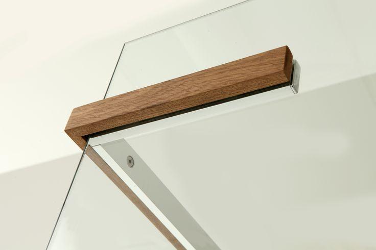 combination of #wood and #aluminum #megius