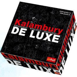 Kalambury de Luxe Gra