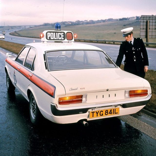 British - 1972 Ford Granada Consul GT & 32 best Rozzers images on Pinterest | Police cars Police vehicles ... markmcfarlin.com